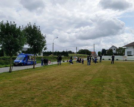 Mobiele Frituur Event Rally Staden
